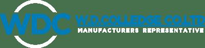 W.D. Colledge - logo 1 d
