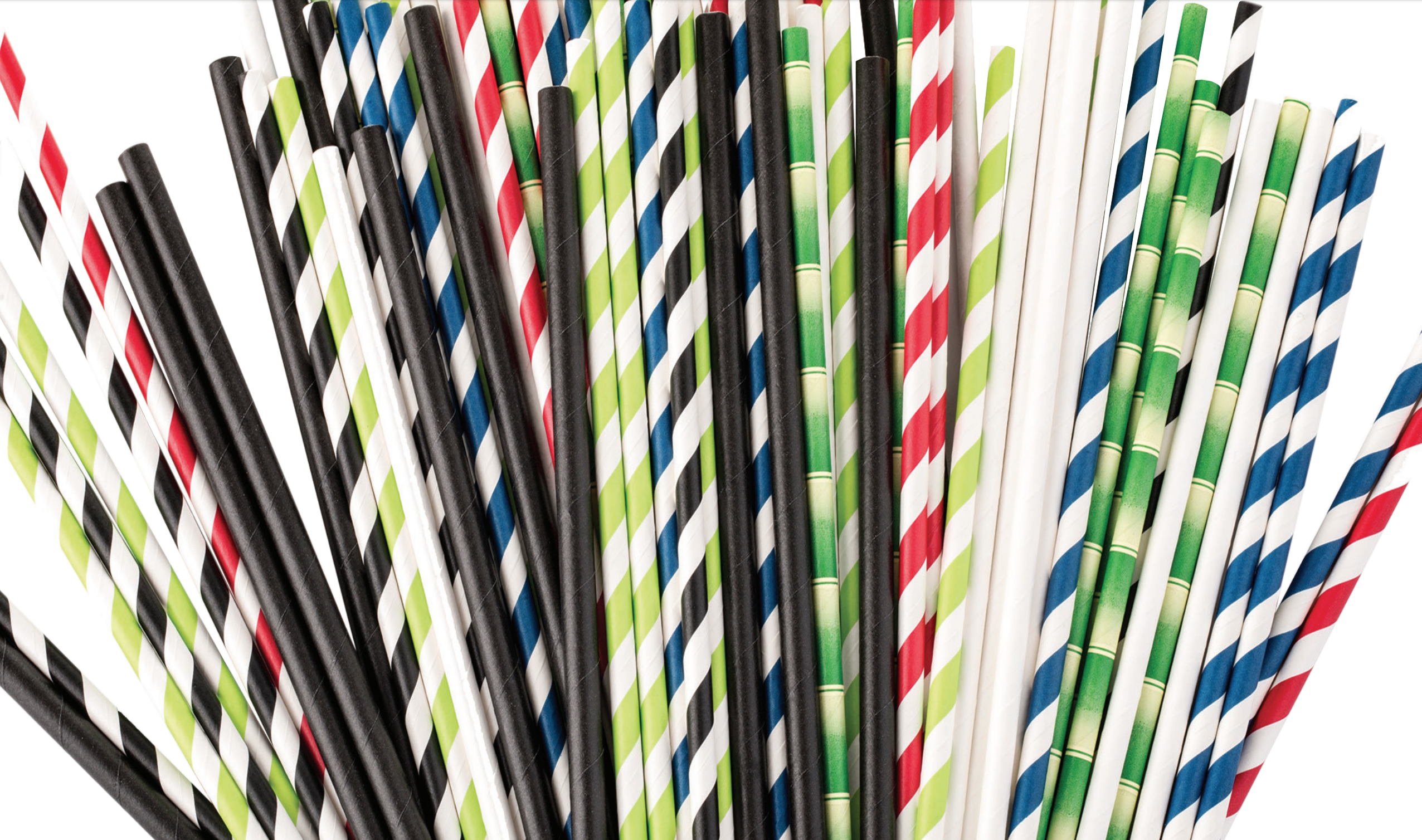 A Look at Canada's Eco-Friendly Straw Trend