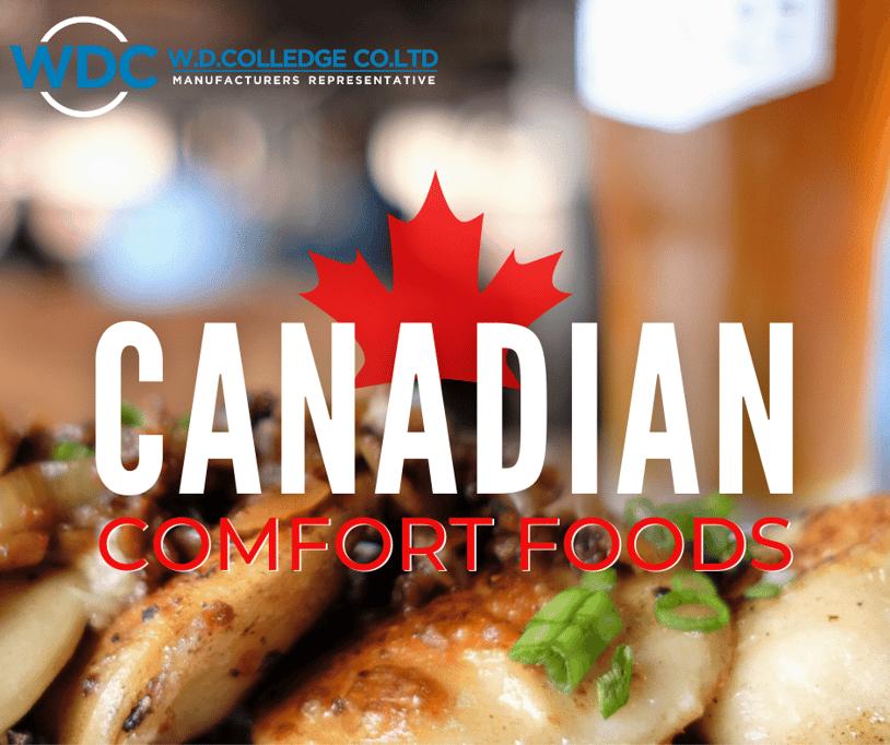 CANADIAN COMFORT FOODS