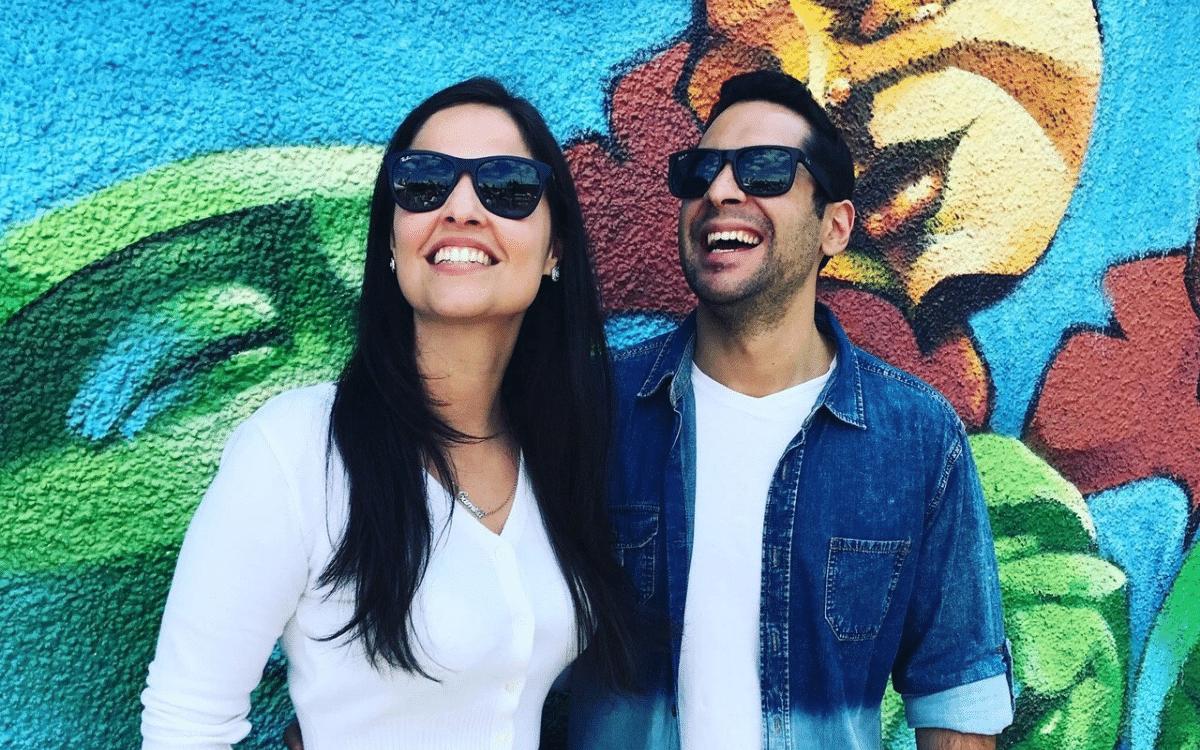 WDC Gabriel Santos and Wife
