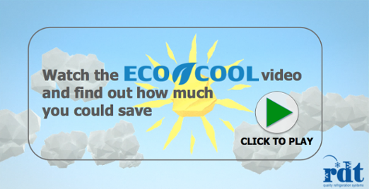 RDT Eco-Cool Save on Refrigeration CTA
