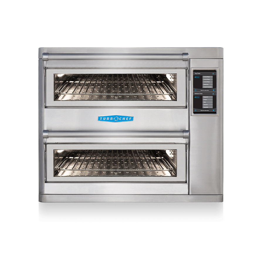[Quick Reference] The TurboChef Double Batch Oven
