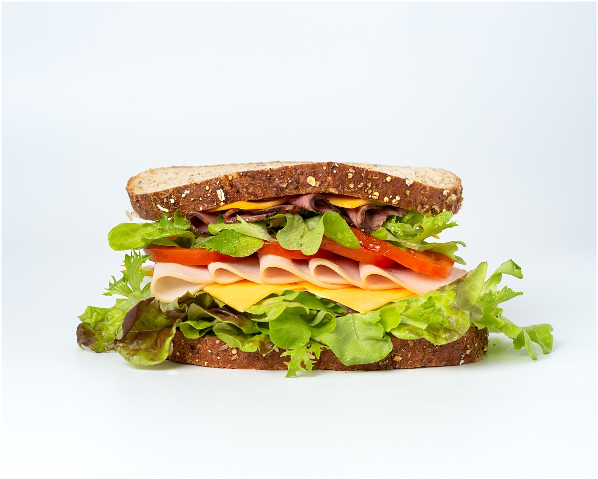 The Making of a Great Sandwich- Made Easy with Globe and Varimixer