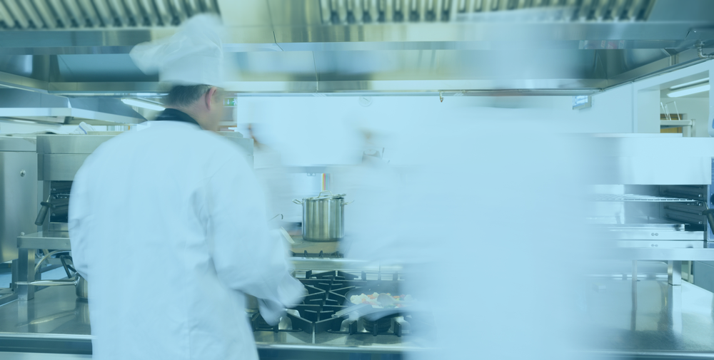 A Quick Look at the Breakdown of Energy Consumption in Commercial Kitchens