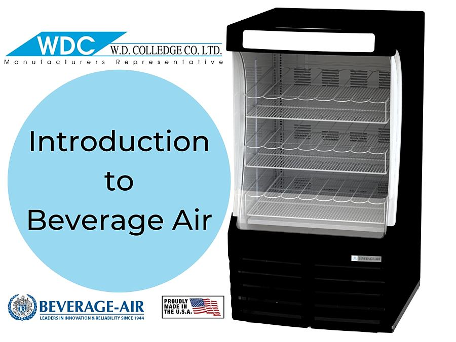 Introduction to Beverage Air