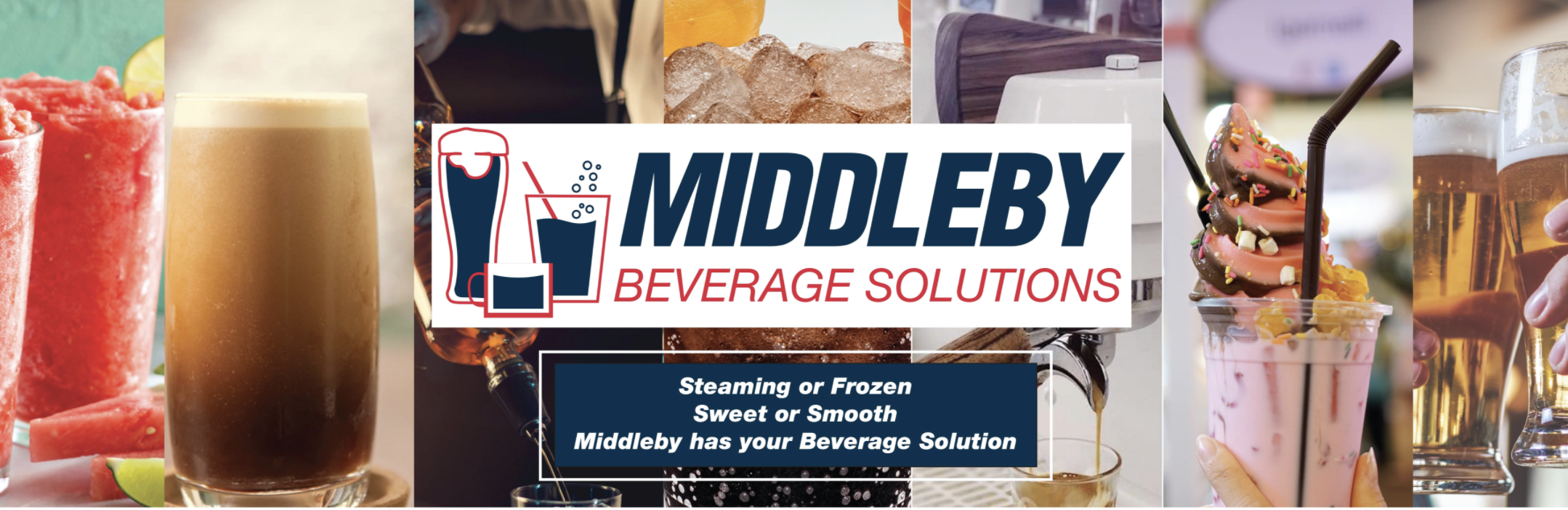 New Middleby Beverage Brands