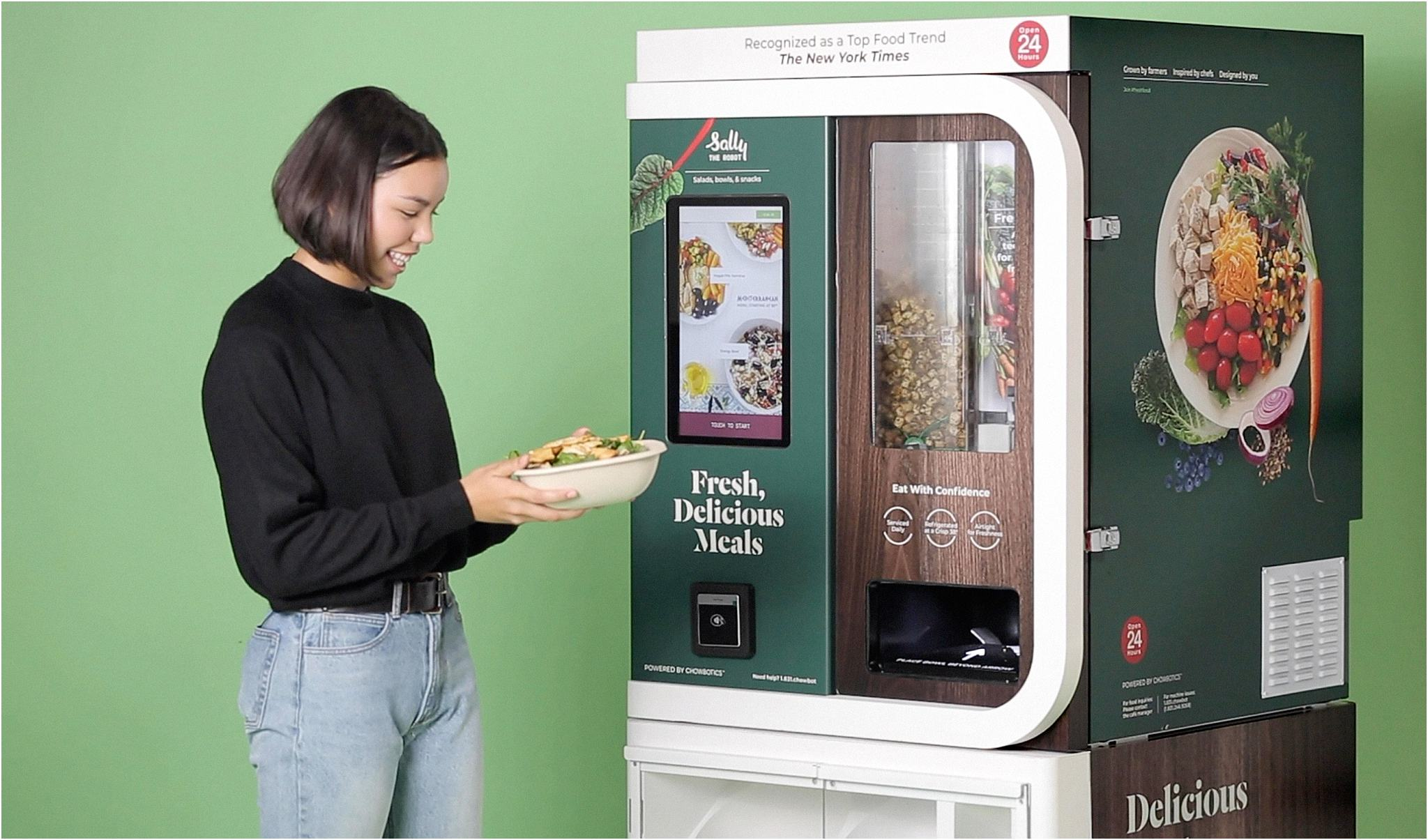How COVID-19 Is Forcing Us into the Golden Age of Vending Machines