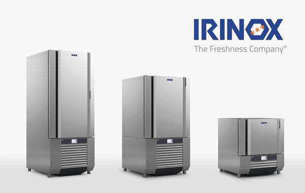 The Benefits of Irinox MultiFresh Blast Chillers